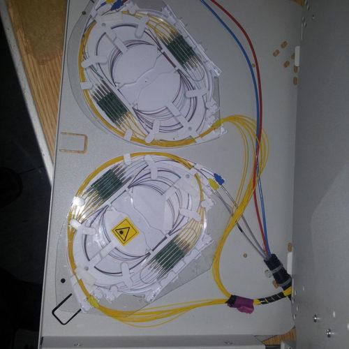 infrastruktura techniczna w budynku