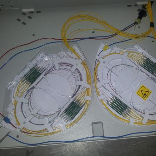 infrastruktura internetowa w budynku