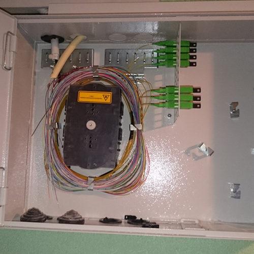 Skrzynka teletechniczna / telekomunikacyjna