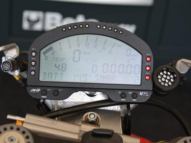 Prędkościomierz motocykl